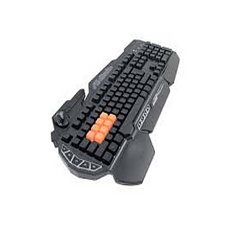 Key Light Strike Mechanical Gaming Keyboard - B318 8 - Black
