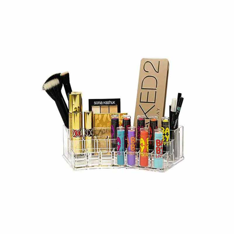 Sector Cosmetic Rack - 7012 - Transparent