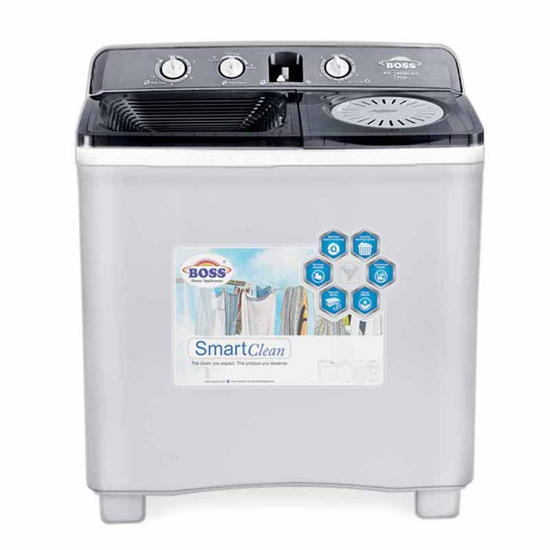 Buy Large Capacity Washing Machine KE-14000-BS - Grey ...