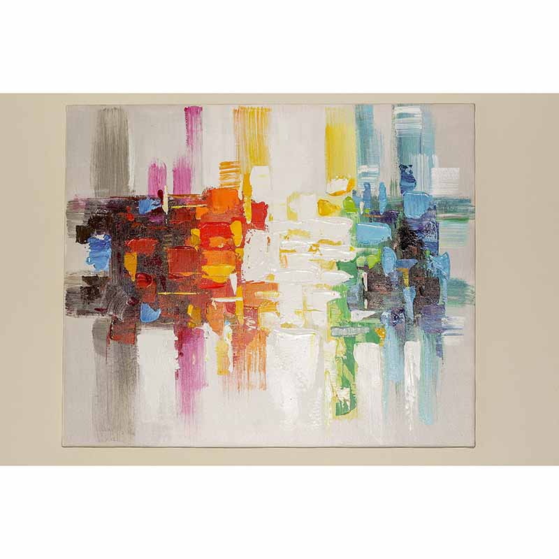 Modern Abstract - Multicolor